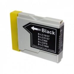 BROTHER Kompatibilis LC1000 / 970 / 960 Black utángyártott tintapatron