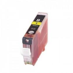 CANON kompatibilis CLI8 Yellow utángyártott tintapatron