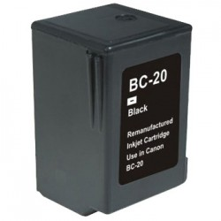CANON kompatibilis BC20 Black utángyártott lejárt szavatosságú tintapatron