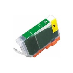 CANON kompatibilis BCI6 Green utángyártott lejárt szavatosságú tintapatron