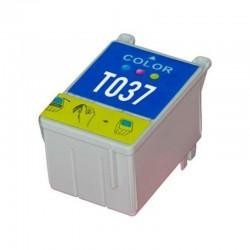 EPSON kompatibilis T037 Color utángyártott lejárt szavatosságú tintapatron
