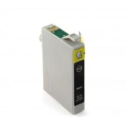 EPSON kompatibilis T0631 Black utángyártott lejárt szavatosságú tintapatron