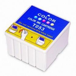 EPSON kompatibilis T053 Color utángyártott lejárt szavatosságú tintapatron