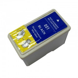 EPSON kompatibilis T051 Black utángyártott lejárt szavatosságú tintapatron