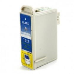 EPSON kompatibilis T026 Black utángyártott lejárt szavatosságú tintapatron