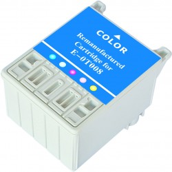 EPSON kompatibilis T008 Color utángyártott lejárt szavatosságú tintapatron