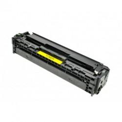 HP kompatibilis 126A (CE312A)  Yellow utángyártott toner