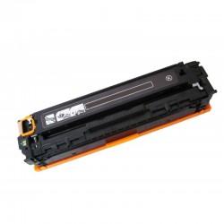 H CB540A / 125A / CRG716 Black utángyártott toner