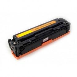 HP kompatibilis CB542A / CE322A / CF212A Yellow utángyártott toner