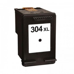 HP kompatibilis 304XL (N9K08AE) Black utángyártott nagy kapacitású tintapatron