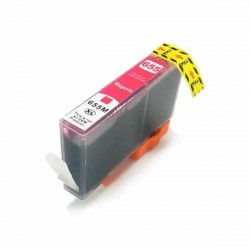 HP kompatibilis 655 (CZ111AE) Magenta utángyártott tintapatron