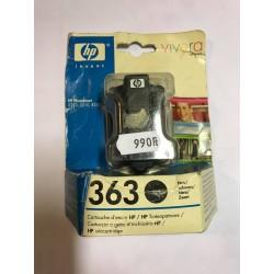 HP 363 (C8721EE) Black eredeti lejárt szavatosságú tintapatron