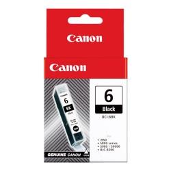 Canon BCI6 Black eredeti tintapatron