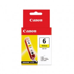 Canon BCI6 Yellow eredeti tintapatron