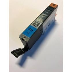Can CLI551XL Cyan utángyártott tintapatron