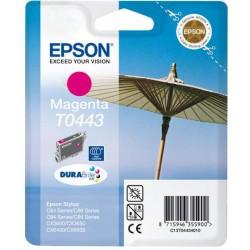 """EPSON T0443  """"Napernyő"""" Magenta eredeti tintapatron"""