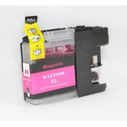 BROTHER Kompatibilis LC525XL Magenta utángyártott nagy kapacitású tintapatron