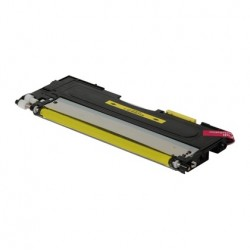 SAMSUNG kompatibilis CLP320 / 325 / CLX3285 / Y4072S Yellow utángyártott toner