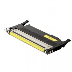 SAMSUNG kompatibilis CLP360 / 365 / Y406S  Yellow utángyártott toner