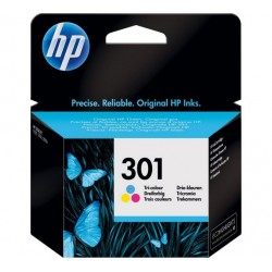 HP 301 (CH562EE) Color eredeti tintapatron
