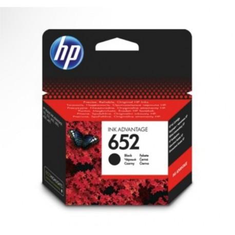 HP 652 (F6V25AE) Black eredeti tintapatron
