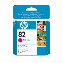 HP 82 (C4912A) Magenta eredeti lejárt szavatosságú tintapatron