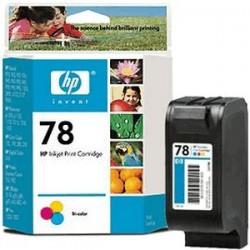 HP 78 (C6578AE) Color eredeti lejárt szavatosságú tintapatron