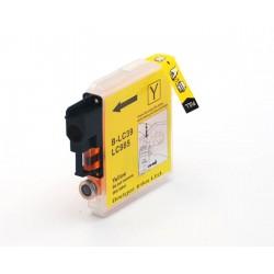 BROTHER kompatibilis LC985 Yellow utángyártott tintapatron