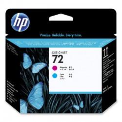 HP 72 (C9383A) Magenta+Cyan Printhead eredeti lejárt szavatosságú nyomtatófej