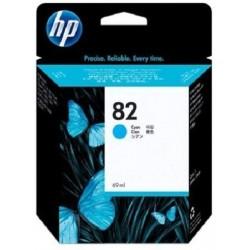 HP 82 (C4911A) Cyan eredeti lejárt szavatosságú tintapatron