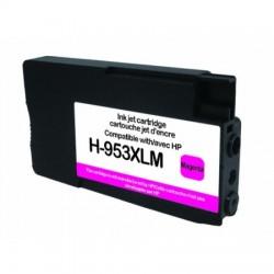 HP 953XL (F6U17AE) Magenta eredeti nagy kapacitású tintapatron