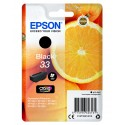 """EPSON 33 (T3331) """"Narancs"""" Black eredeti tintapatron"""