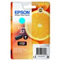 "EPSON 33 (T3342) ""Narancs"" Cyan eredeti tintapatron"