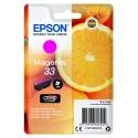 """EPSON 33 (T3343) """"Narancs"""" Magenta eredeti tintapatron"""