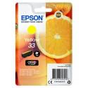 """EPSON 33 (T3344) """"Narancs"""" Yellow eredeti tintapatron"""