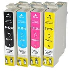 EPS T1285 4db-os utángyártott tintapatron csomag