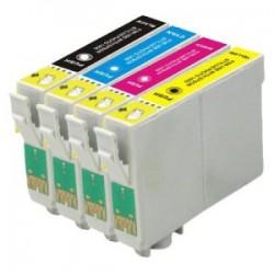 EPSON kompatibilis T1295 4db-os utángyártott tintapatron csomag / multipack
