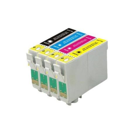 EPS T1295 4db-os utángyártott tintapatron