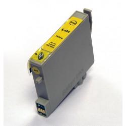 EPSON kompatibilis T0484 Yellow utángyártott tintapatron