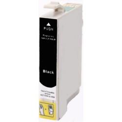 EPS T0801 Black utángyártott tintapatron