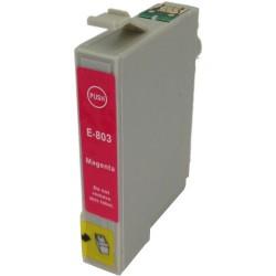 EPS T0803 Magenta utángyártott tintapatron