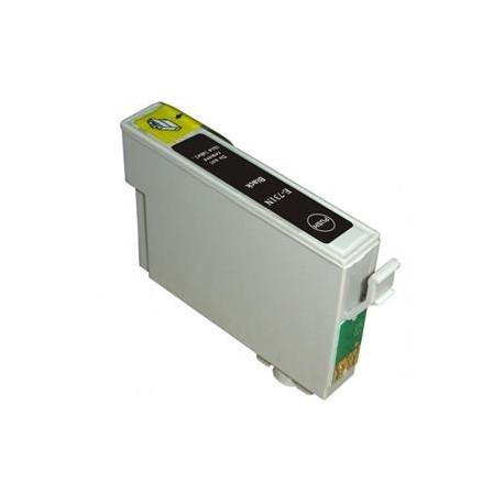 EPS T0711 / T0891 Black utángyártott tintapatron