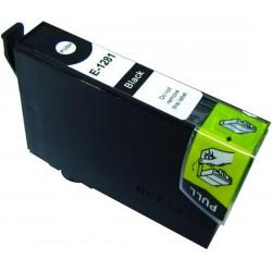EPSON kompatibilis T1281 Black utángyártott tintapatron