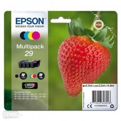 """EPSON 29 (T2986) """"Epres"""" 4 db-os eredeti tintapatron csomag"""