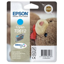 """EPSON T0612 """"Maci"""" Cyan eredeti tintapatron"""