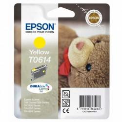"""EPSON T0614 """"Maci"""" Yellow eredeti tintaparton"""