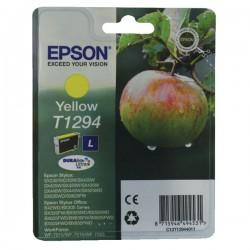 """EPSON T1294 """"Alma"""" Yellow """"L"""" eredeti tintapatron"""