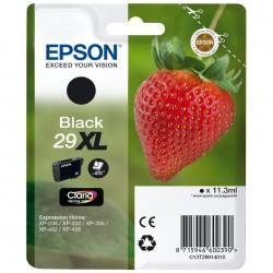 "EPSON 29XL (T2991) ""Eper"" Black eredeti nagy kapacitású tintapatron"