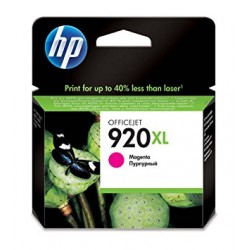 HP 920XL (CD973AE) Magenta eredeti nagy kapacitású tintapatron