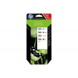 HP 940XL (C2N93AE) 4 db-os eredeti nagy kapacitású tintapatron csomag